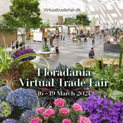 Floradania Virtual Tradefair