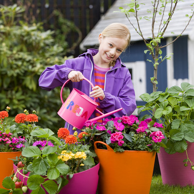 Fun with plants for kids