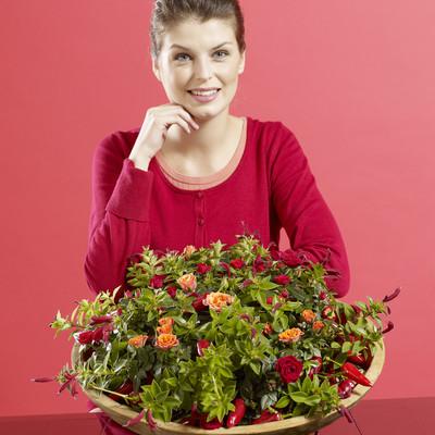 Vinterens plantetrend, Floral Delight