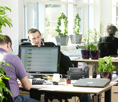 Planter som coach på arbejdspladsen
