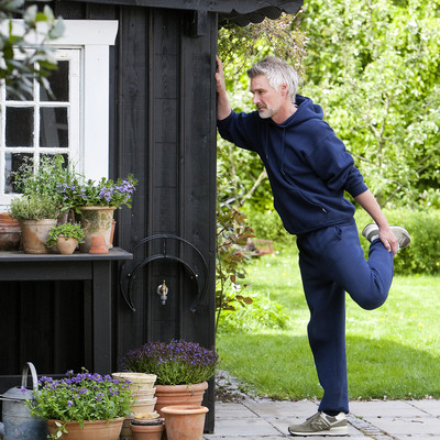 Get into shape with gardening