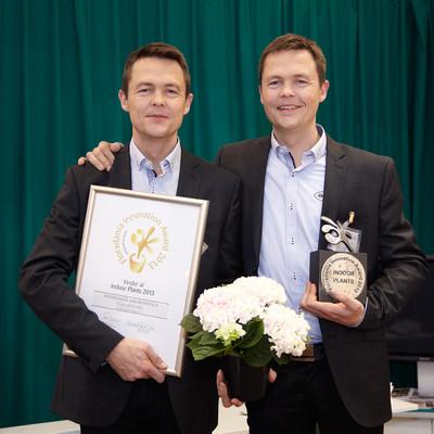 Floradania Innovation Award 2013: Danske gartnere i superligaen