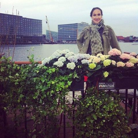 Floradania marketing: store plantedag i aftenshowet